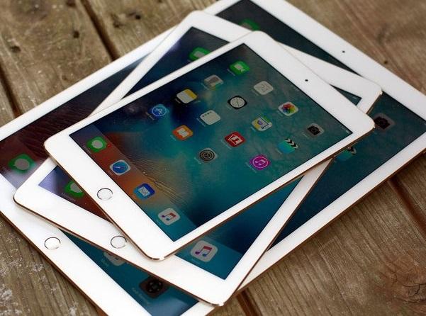 vier neue apple ipads bezeichnungen speicher und. Black Bedroom Furniture Sets. Home Design Ideas