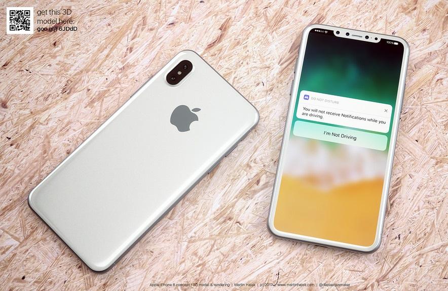 Prognosen zum Apple iPhone 8: Kein Touch ID mehr, sagt KGI-Analyst