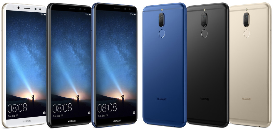 Huawei Mate 10 Lite Bilder