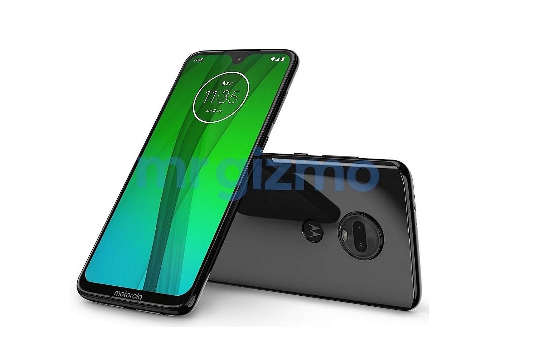 Motorola Moto G7 und G7 Plus zeigen sich mit Waterdrop-Notch