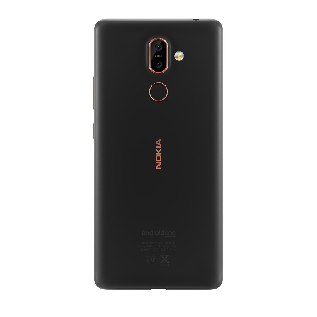 Nokia 1 Nokia 6 2018 Nokia 7 Plus 2x Android One 1x