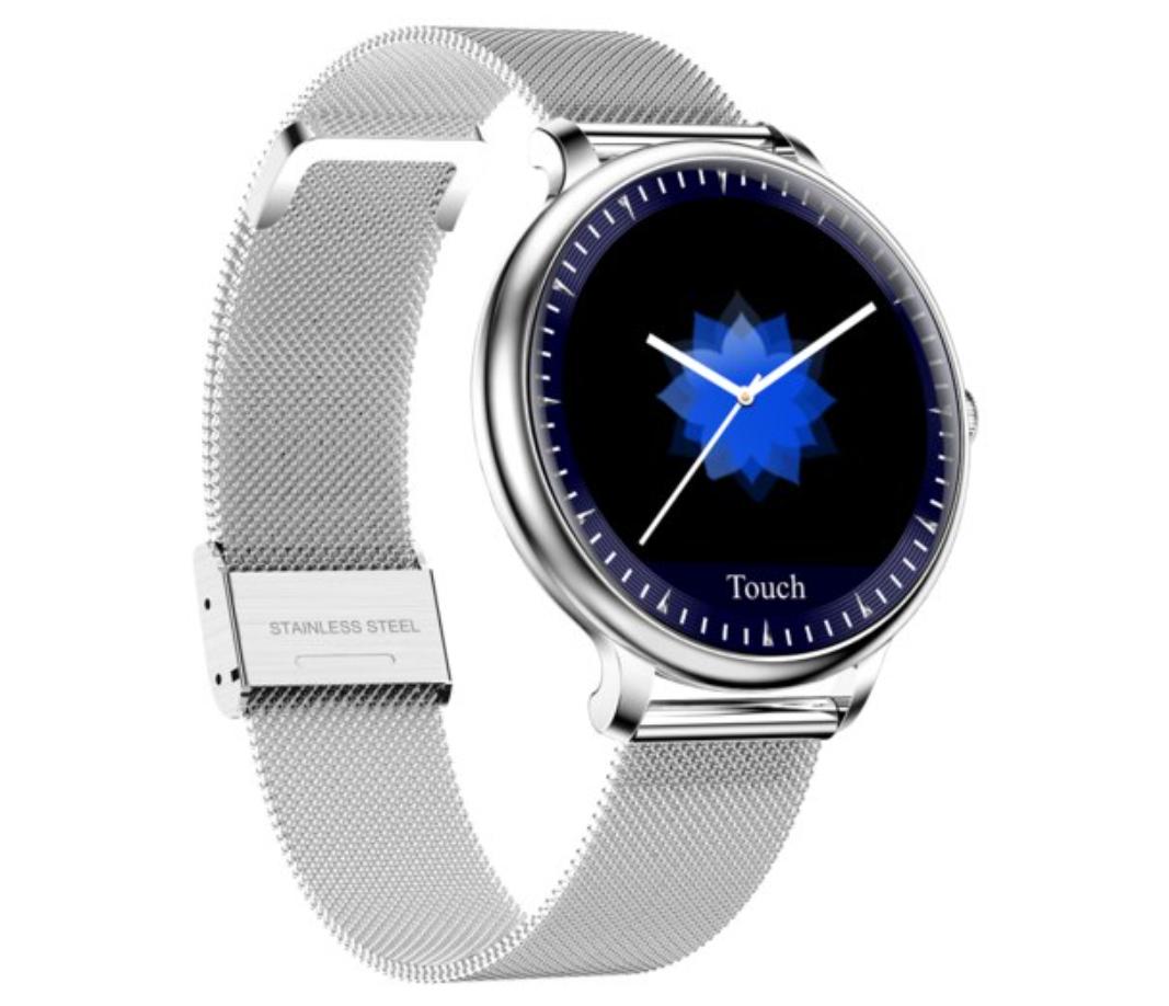 Lemfo NY12: Besonders günstige Smartwatch mit IP..