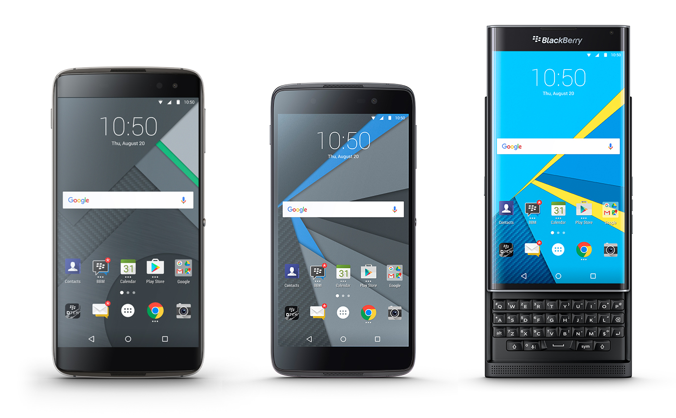 Blackberry Sichere Android Variante Soll Lizenziert