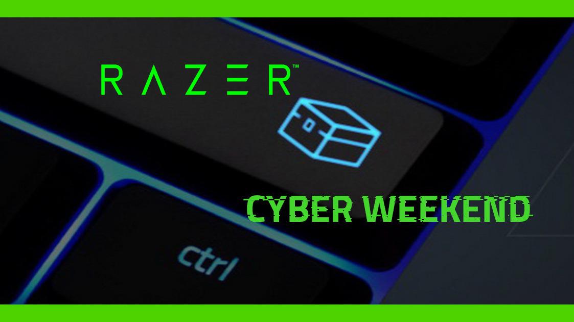 cyber week angebote und deals von razer f r blade und
