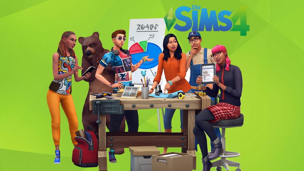 die sims 4 spieler helfen bei neuem accessoires pack mit. Black Bedroom Furniture Sets. Home Design Ideas