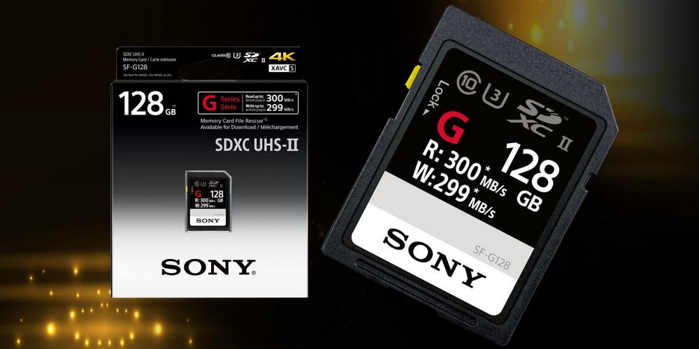 SD-Karte liest und schreibt mit fast 300 MByte/s