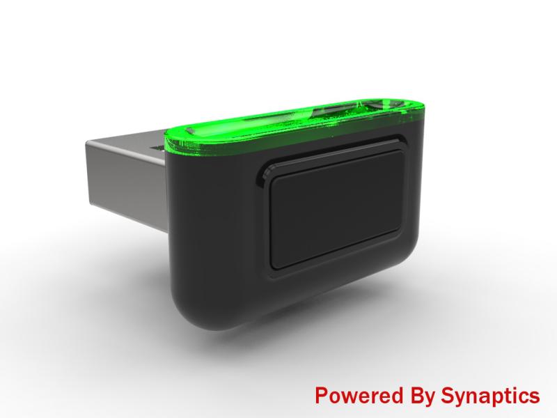 Synaptics: Fingerabdruck-Sensoren überall