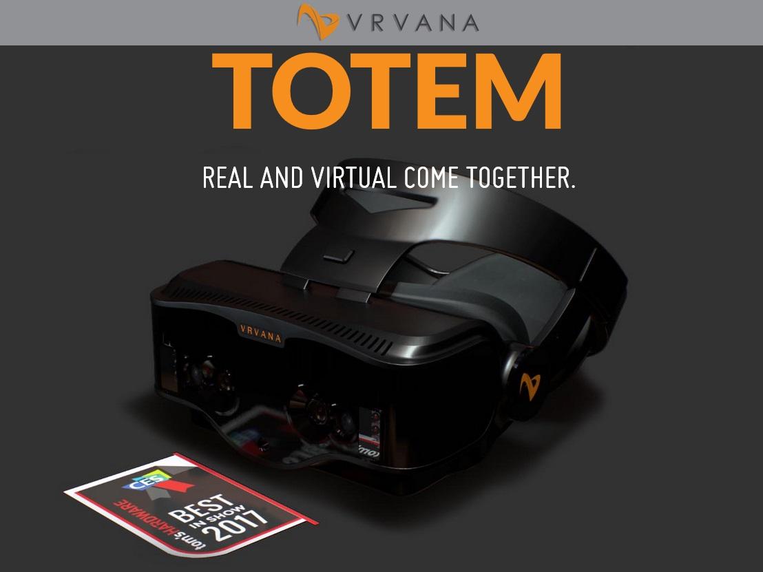 Apple kauft Mixed-Reality-Unternehmen Vrvana für 30 Millionen US-Dollar