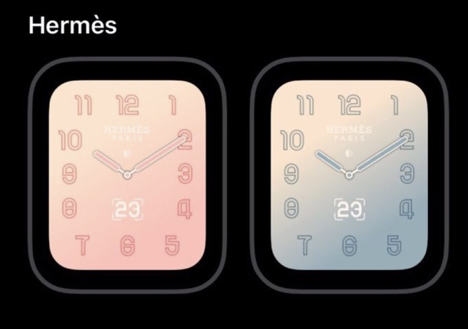 Apple Watch Neue Zifferblätter