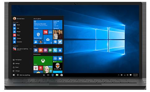 Kostenloses Update Windows 10