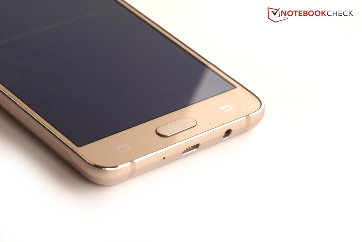 Test Samsung Galaxy J5 2016 Smartphone Tests Smj500 8gb Nchste Seite