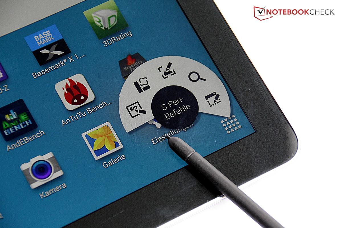 Test-Update Samsung Galaxy Note Pro 12.2 LTE (SM-P905 ...