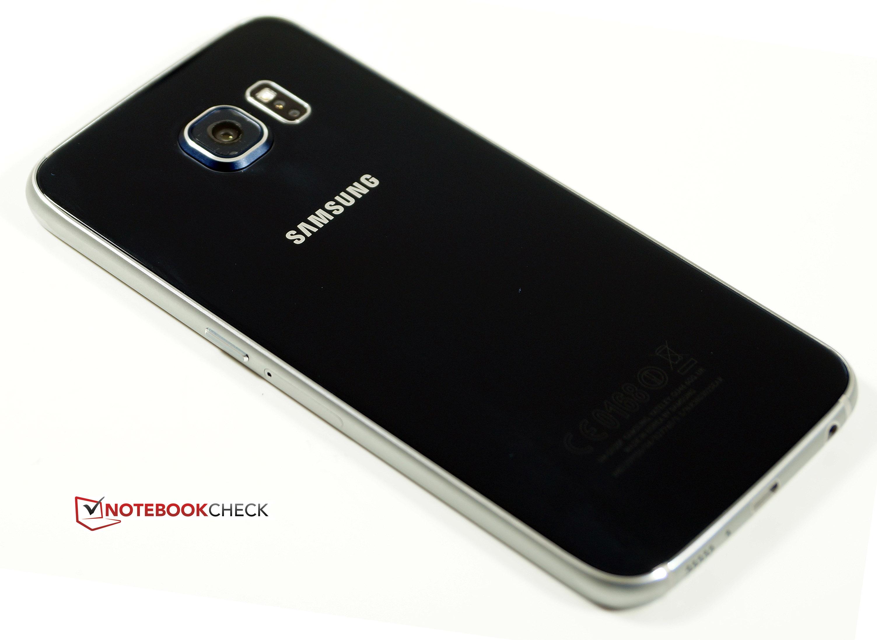 Test Samsung Galaxy S6 Smartphone