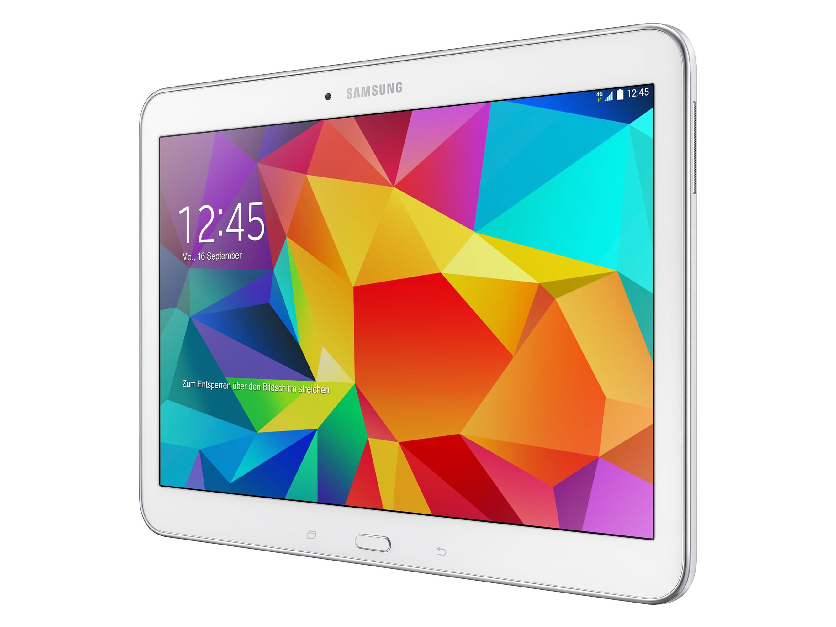 Test Samsung Galaxy Tab 4 10.1 Tablet - Notebookcheck.com Tests