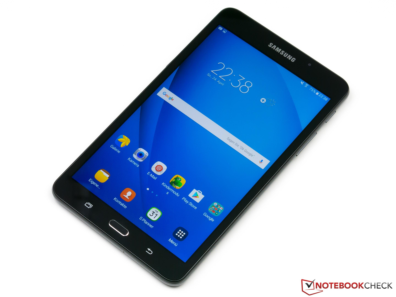Samsung Galaxy Tab A7 2016 Front full resolution