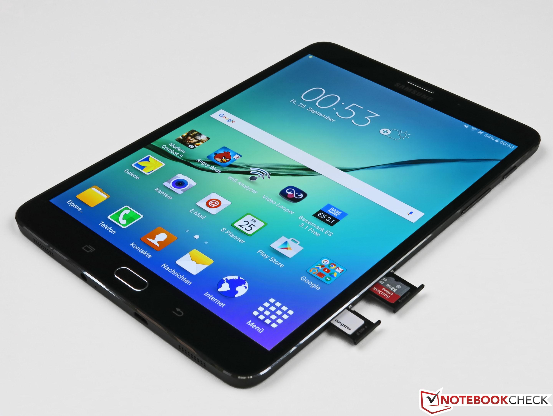 test samsung galaxy tab s2 8 0 lte tablet tests. Black Bedroom Furniture Sets. Home Design Ideas