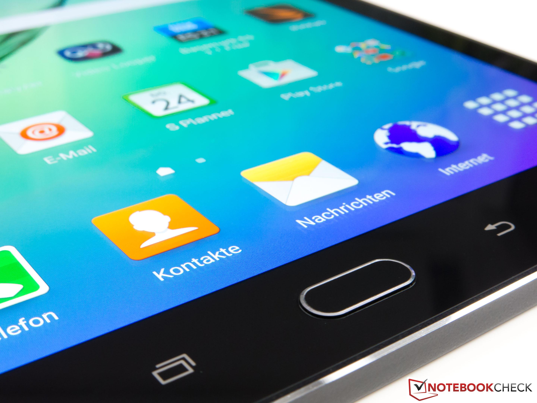 Test Samsung Galaxy Tab S2 9.7 LTE Tablet