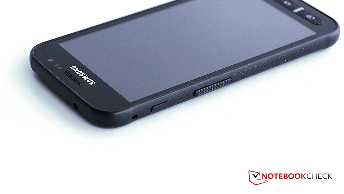 Test Samsung Galaxy XCover 4 (SM-G390F) Smartphone ...
