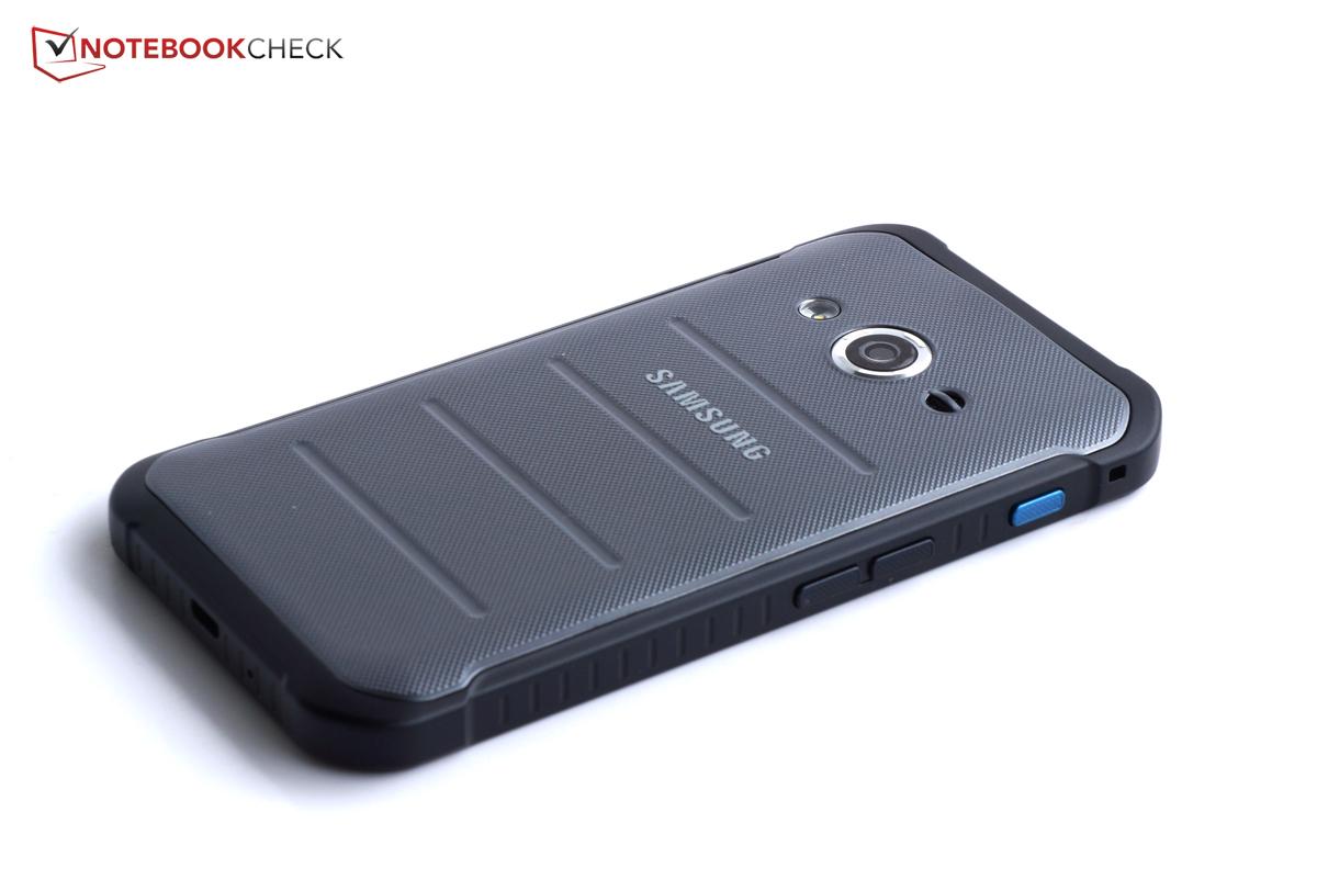 Test Samsung Galaxy Xcover 3 Smartphone