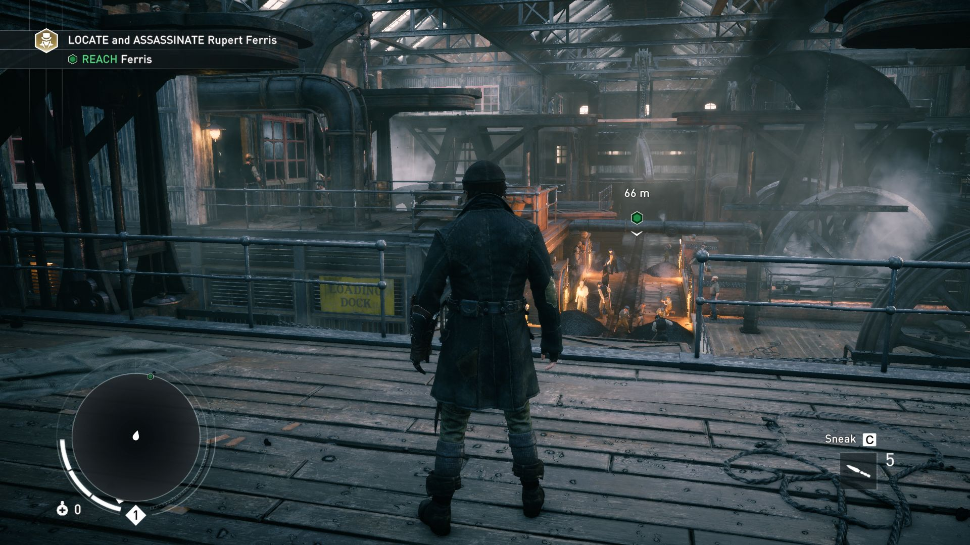 Assassins Creed Syndicate Notebook Benchmarks