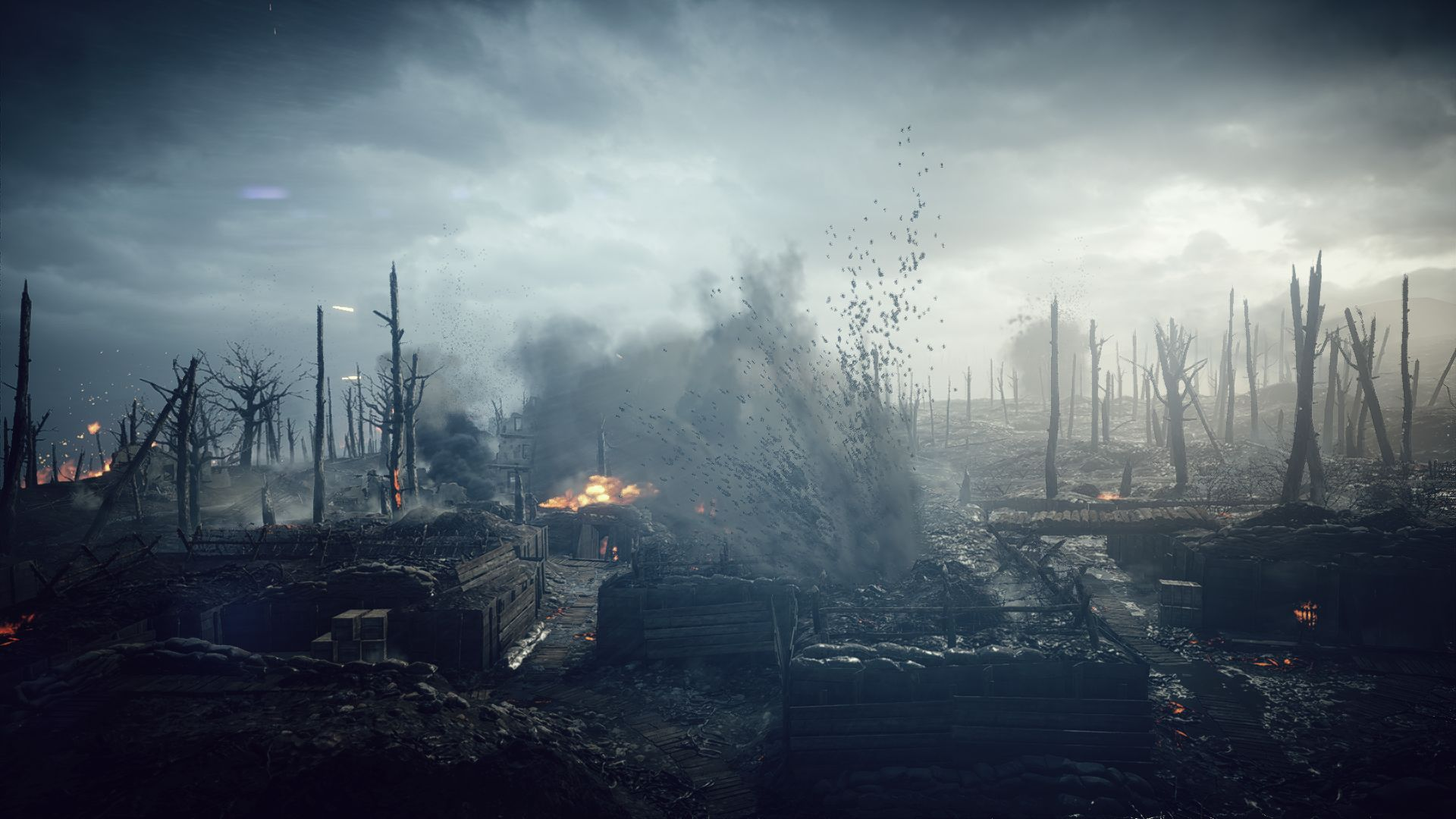 Battlefield 1 Notebook Und Desktop Benchmarks