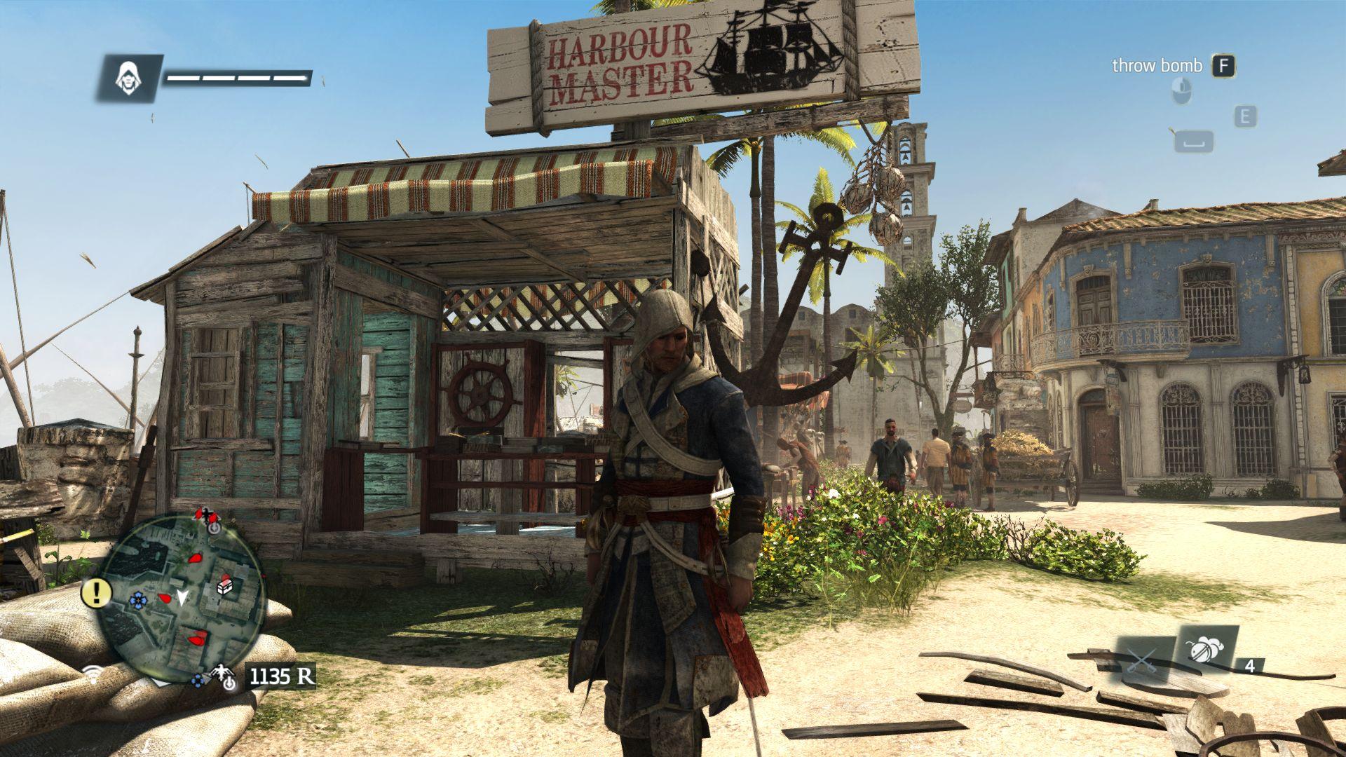 Benchmarkcheck Assassin S Creed Iv Black Flag