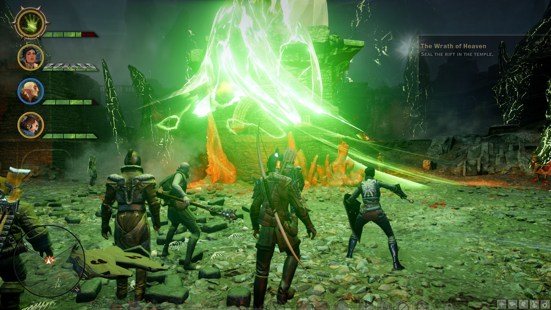 Dragon Age Inquisition Benchmarks Notebookcheck Com Tests