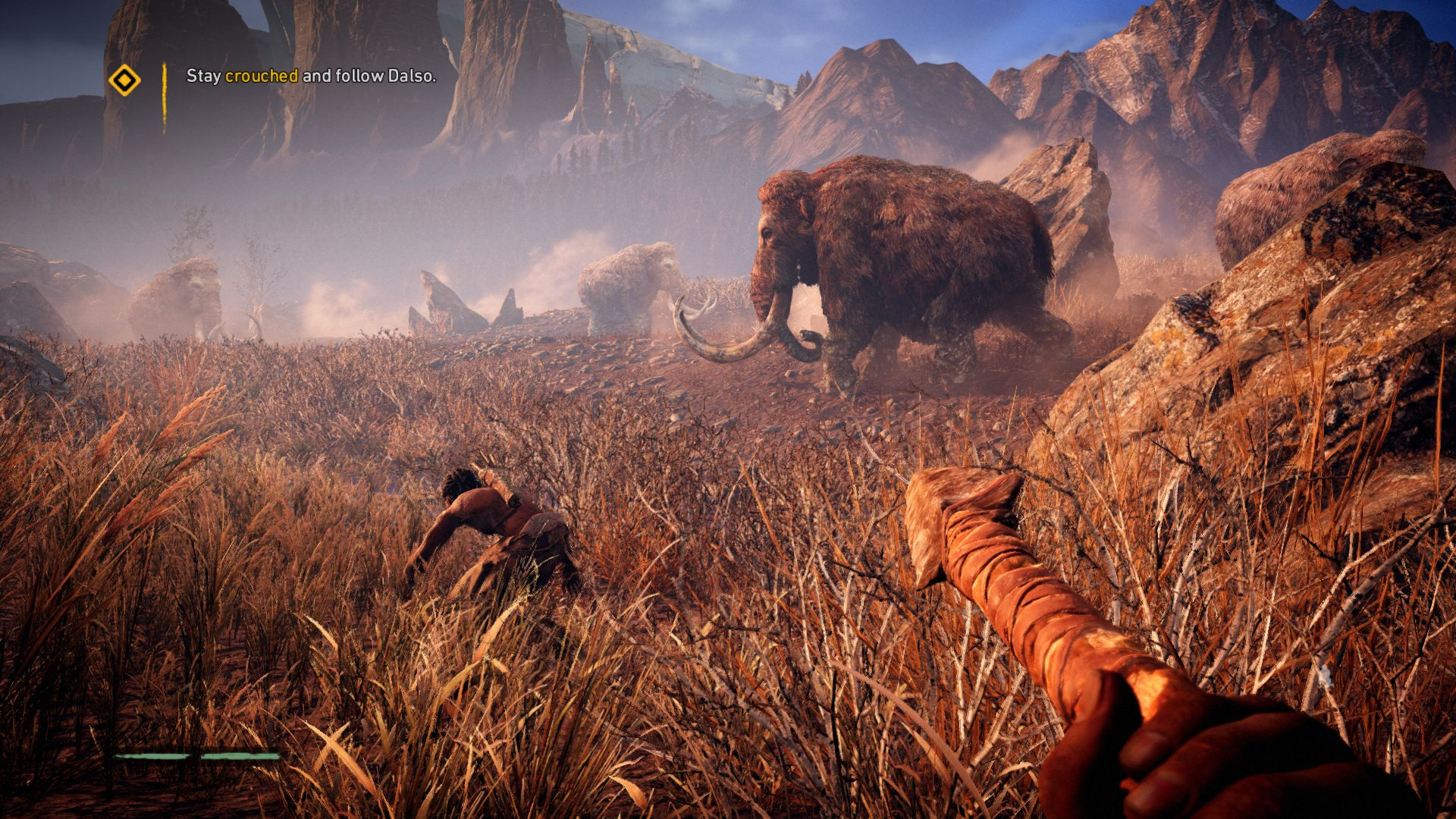 how to defeat ull in far cry primal