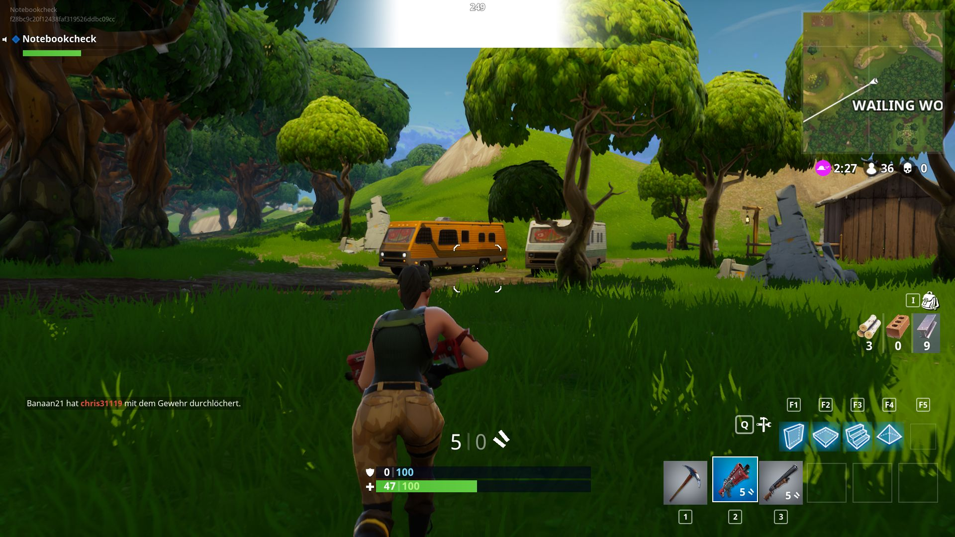 Fortnite Notebook und Desktop Benchmarks - Notebookcheck.com Tests