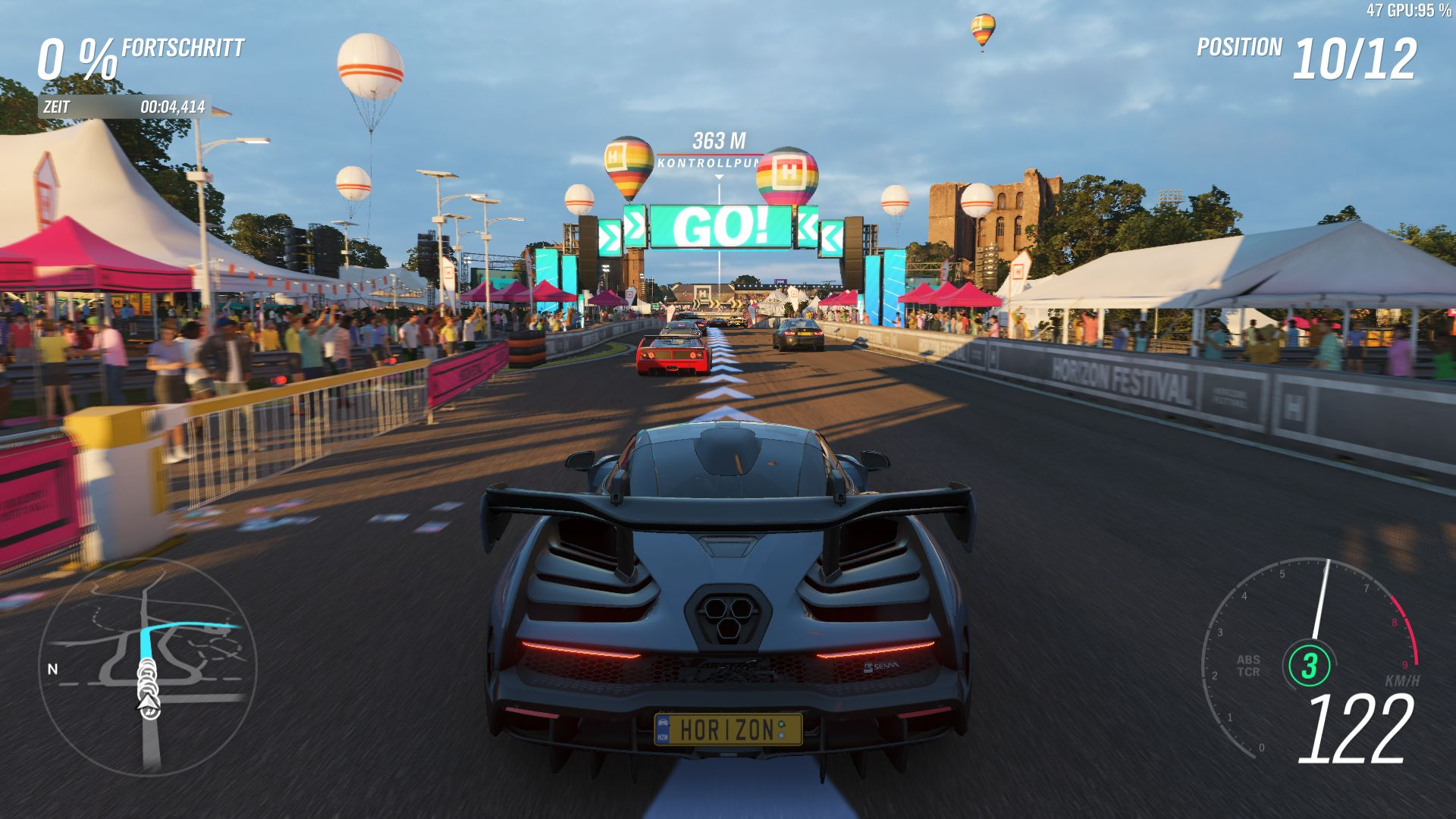 forza horizon 4 notebook und desktop benchmarks. Black Bedroom Furniture Sets. Home Design Ideas