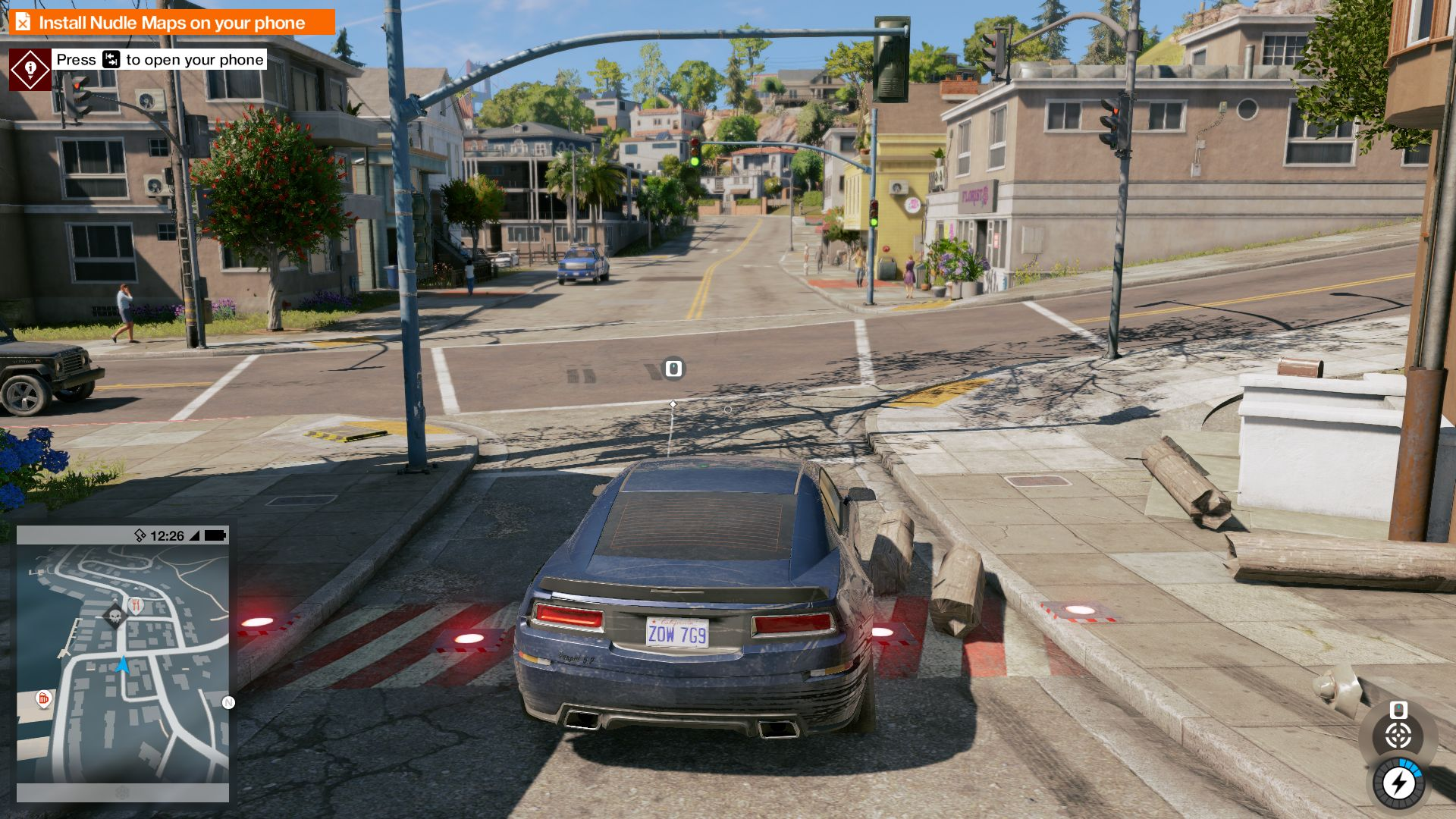 Watch Dogs  Hidden Cars
