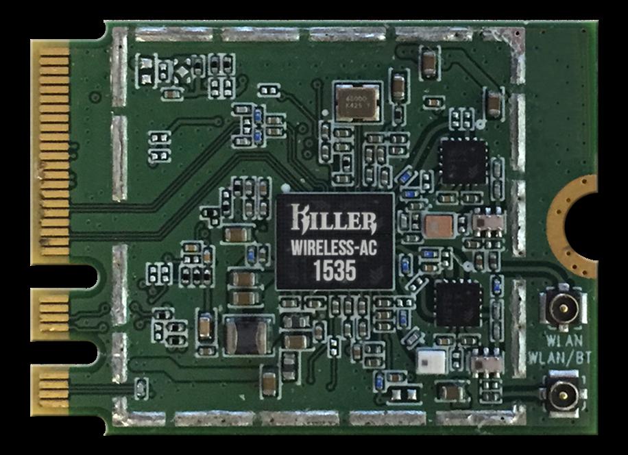 MSI GT72 DOMINATOR PRO G RIVET NETWORKS KILLER WLAN WINDOWS DRIVER