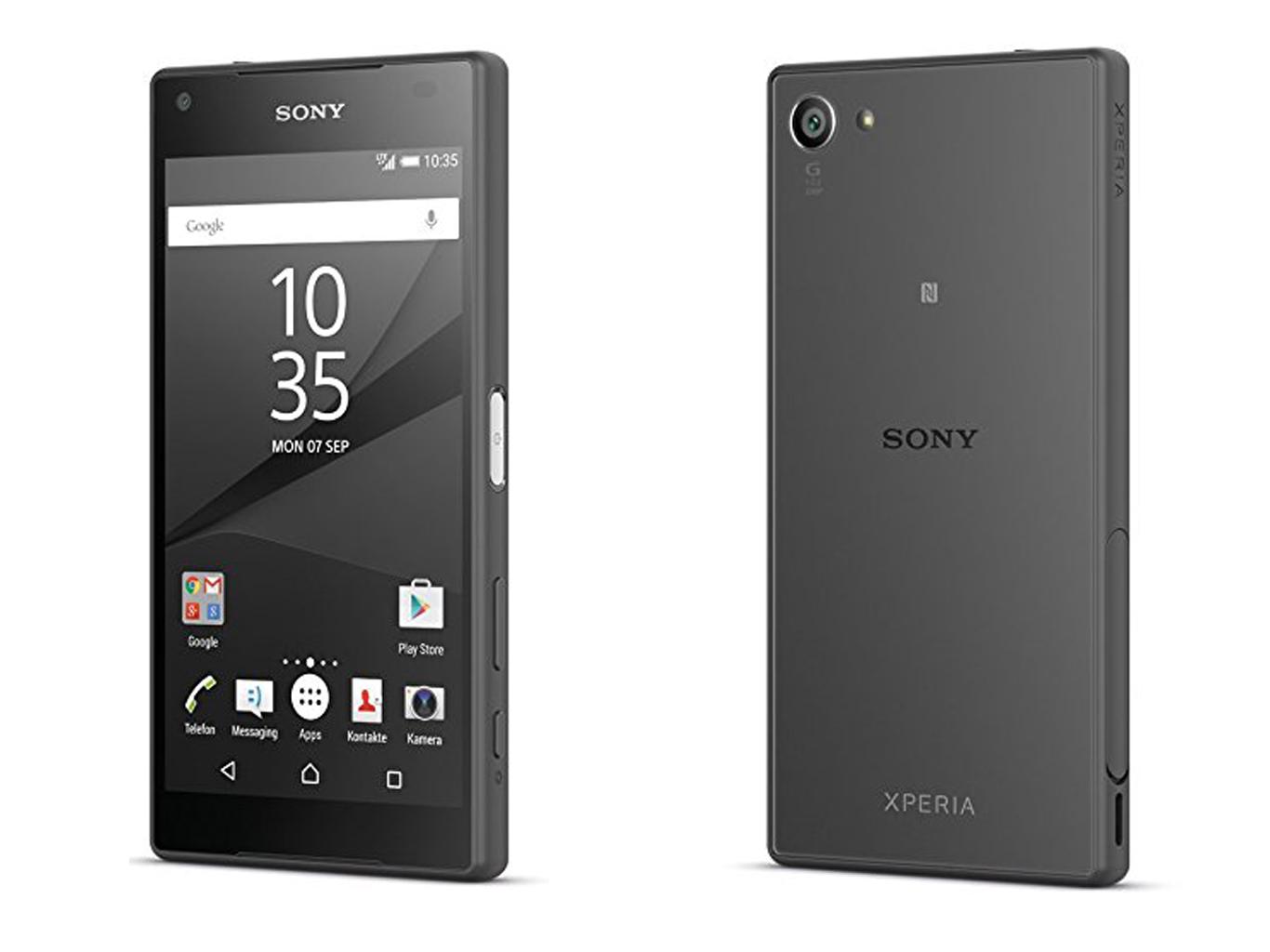 Test Sony Xperia Z5 Co...