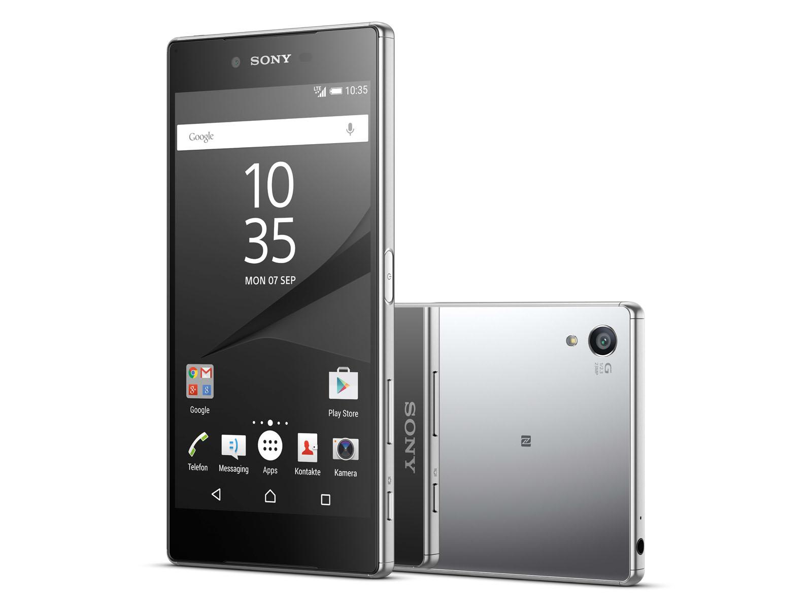 Test Sony Xperia Z5 Premium Smartphone - Notebookcheck.com Tests