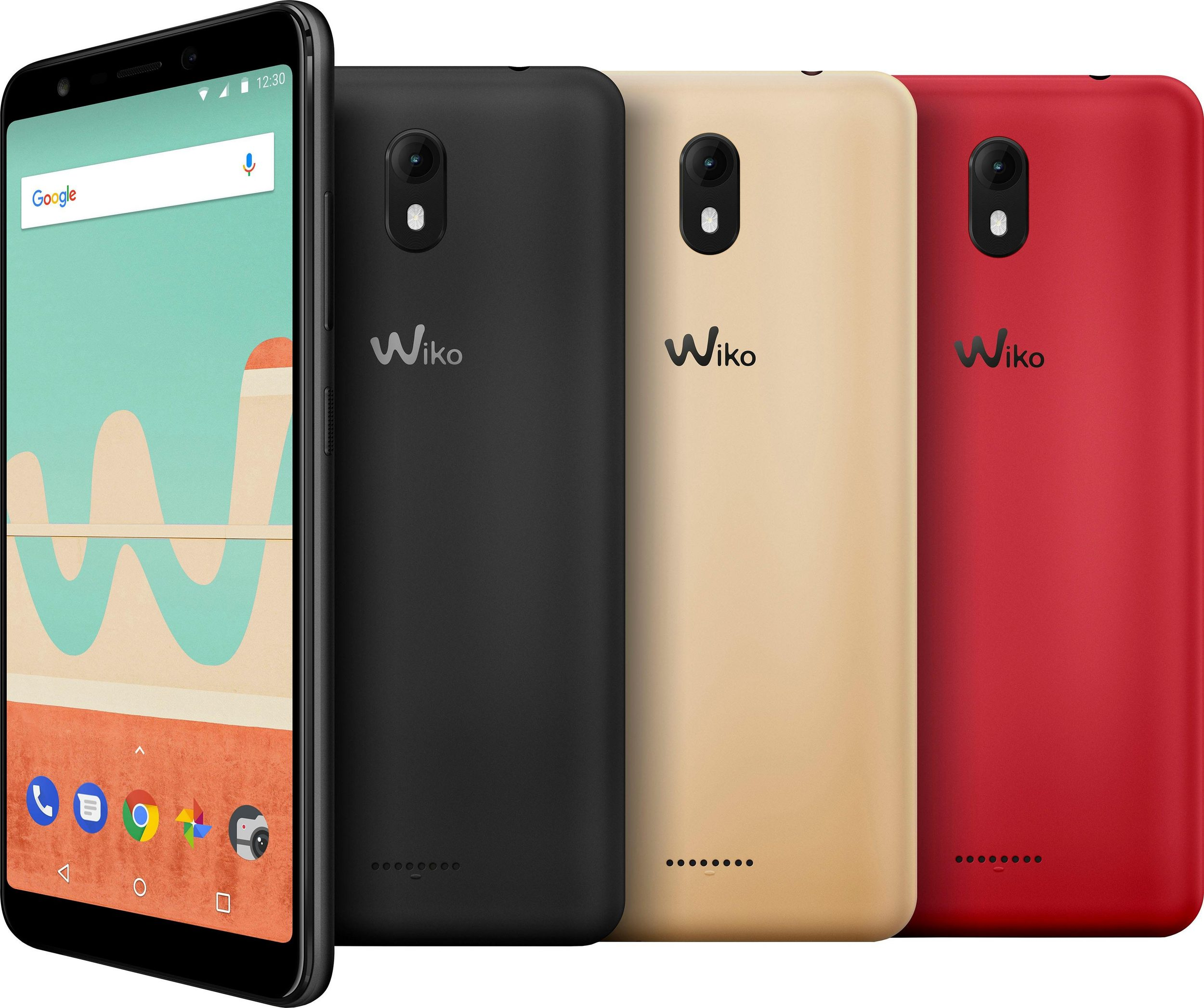Wiko View Go full resolution