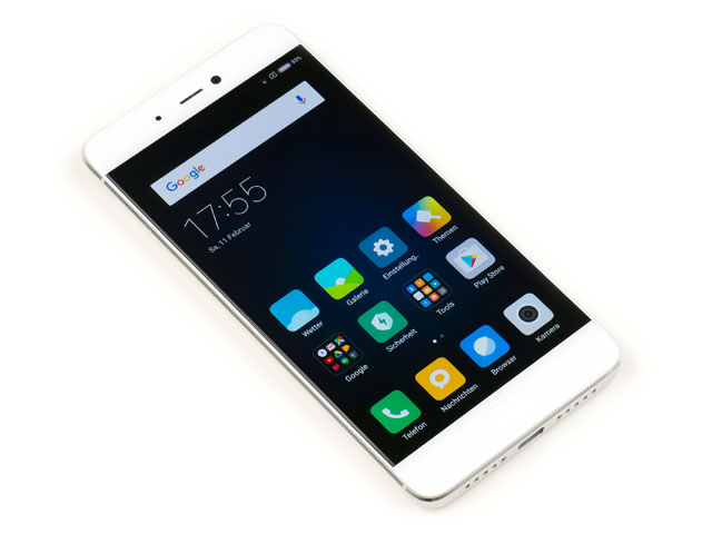 Test Xiaomi Mi 5s Smartphone