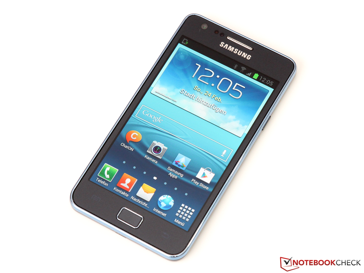 test samsung galaxy s2 plus i9105p smartphone. Black Bedroom Furniture Sets. Home Design Ideas