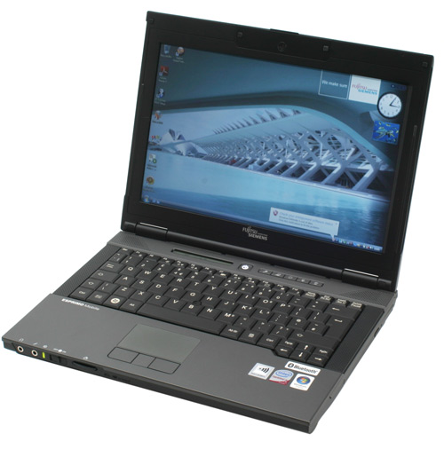 Fujitsu Siemens Esprimo Mobile U9210 Notebookcheck Com