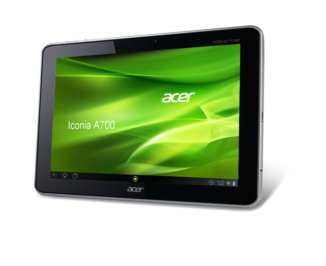 Test Acer Iconia Tab A700 Tablet/MID