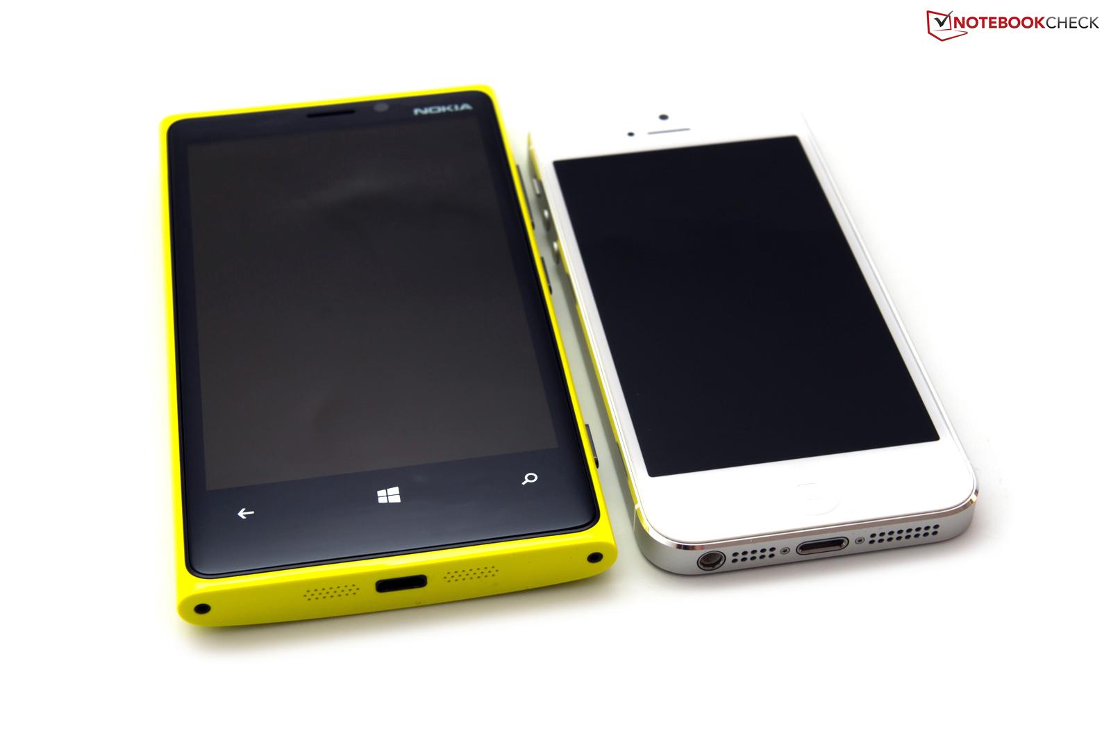 Test Nokia Lumia 920 Smartphone