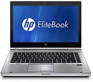 "Hewlett-Packard  HP Elitebook 8470p Notebook, 35,8 cm (14"") 1600x900/8GB/240GB SSD/DVDRW/i5 2x2.6GHZ/CAM/USB3.0/W10P, Gebraucht"