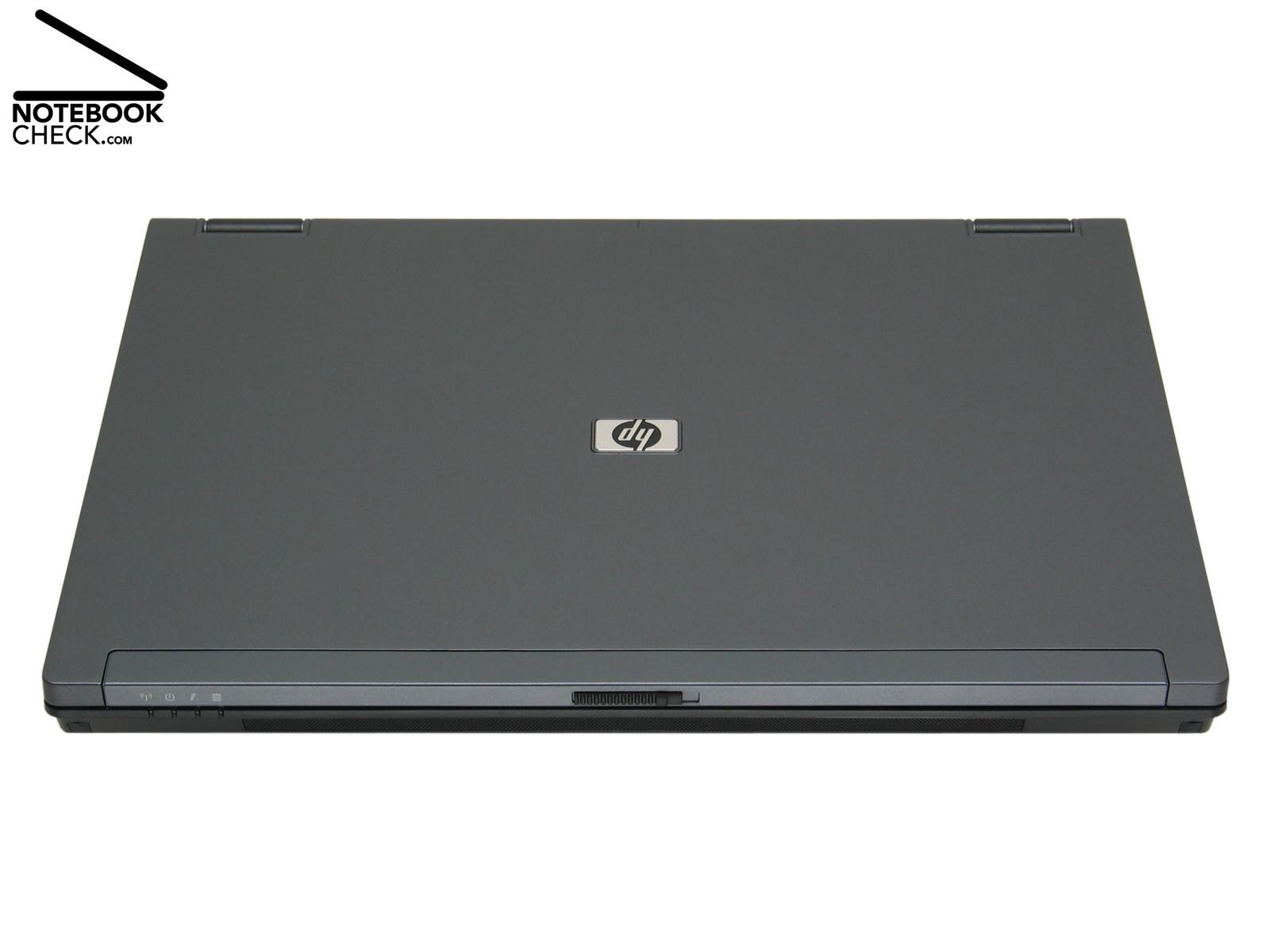 Test Hp Compaq 8510w Notebook Notebookcheck Com Tests