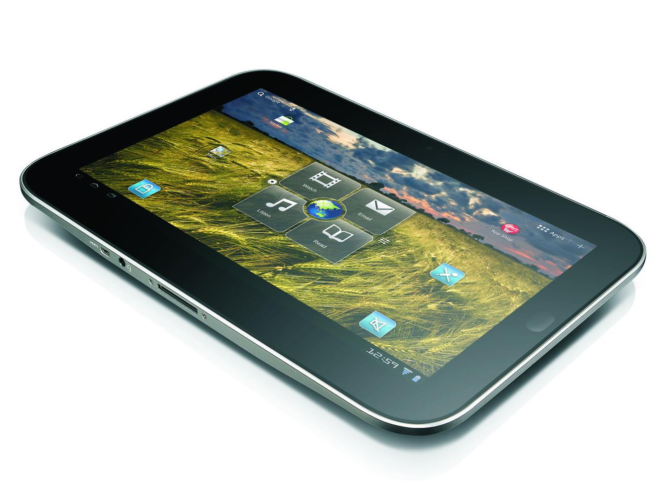 "Lenovo: 10,1""-Tablet Ideapad K1 mit Android 3.1 ..."