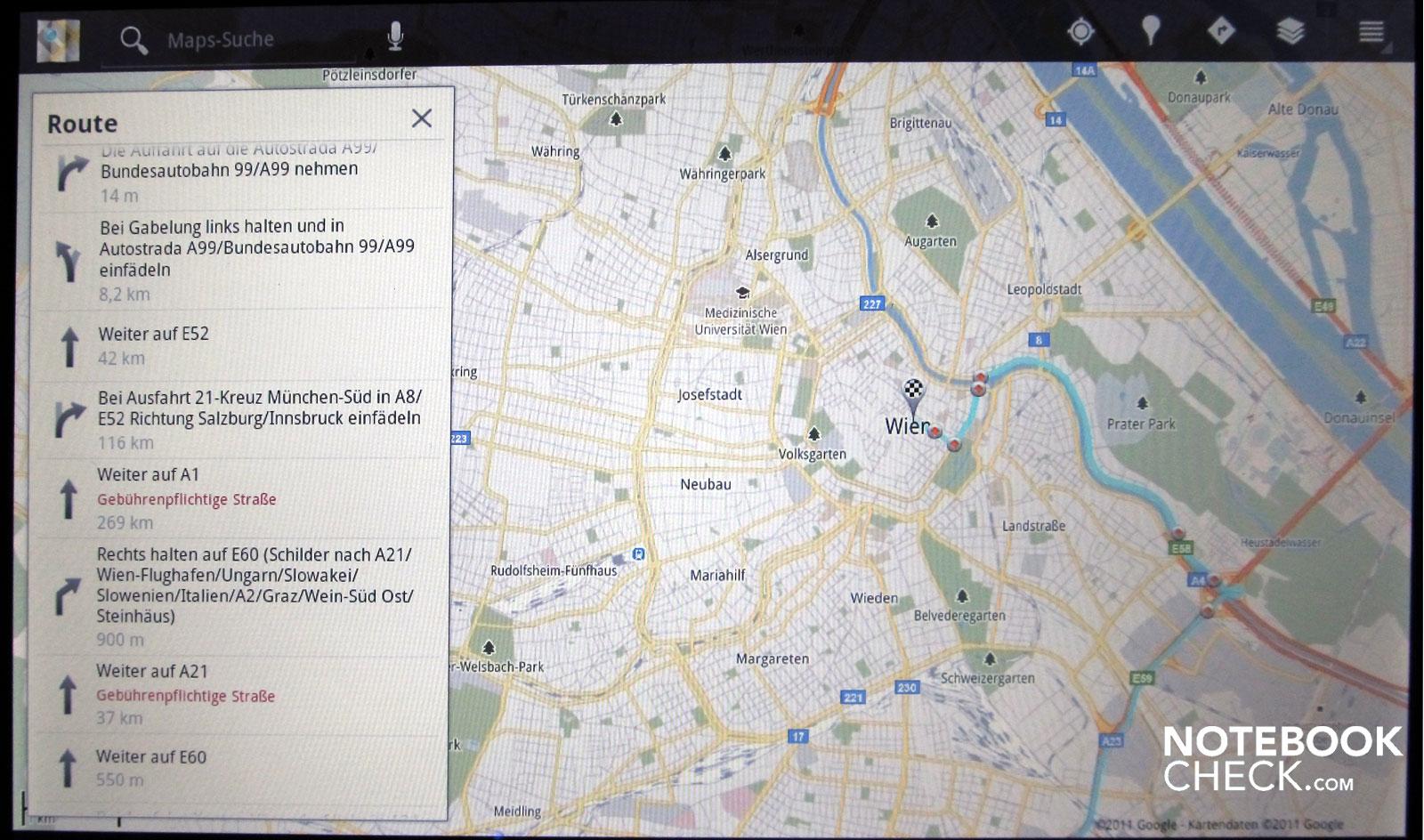 test motorola xoom wifi umts tablet mid notebookcheck. Black Bedroom Furniture Sets. Home Design Ideas