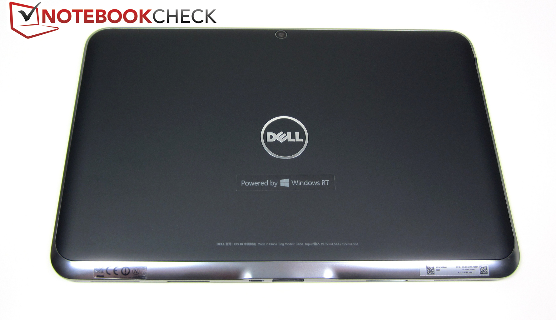 Test Dell XPS 10 Tablet