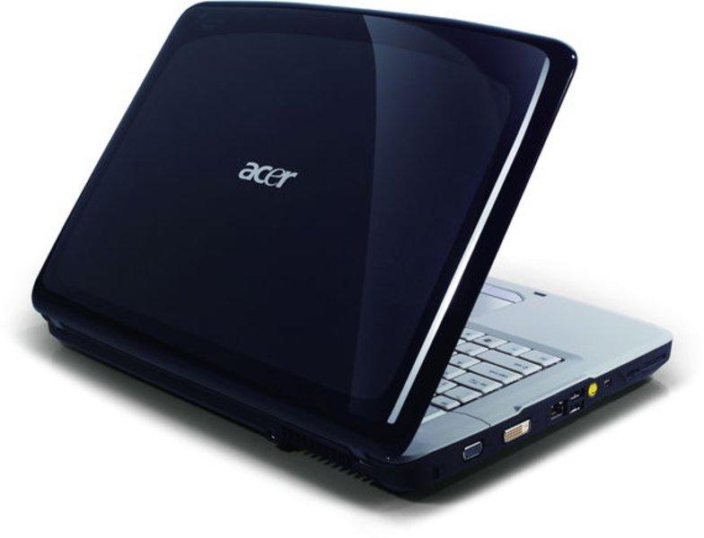 Acer Aspire 5720 - Notebookcheck.com Externe Tests