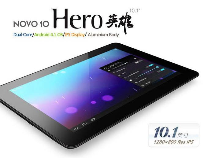 ainol hero 10 quad core firmware