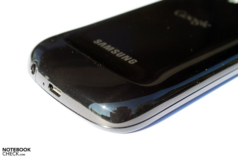 Test Samsung Google Nexus S I9020/I9023 Smartphone ...