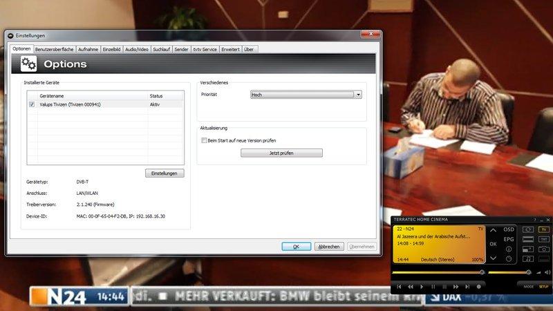 Test Elgato Tivizen DVB-T W-LAN Hotspot für iOS, Mac OS X ...