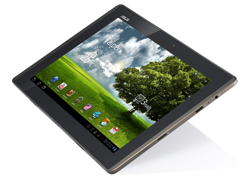 Test Asus Transformer Eee Pad TF101 vs. Acer Iconia A500 ...
